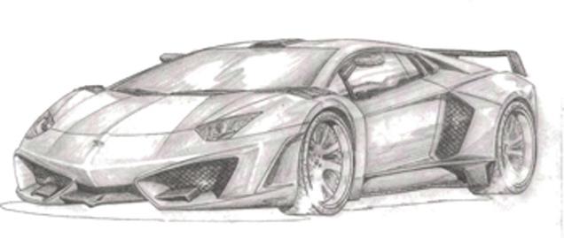 FAB Design Debuting Its Lamborghini Aventador at Geneva
