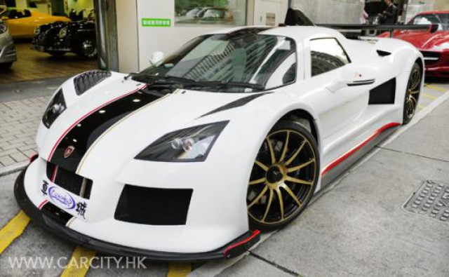 Gumpert Apollo For Sale in Hong Kong