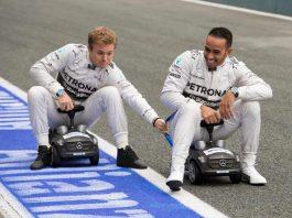 Hamilton Scoops Second Pole Position