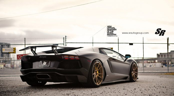 SR Auto Group's Latest Lamborghini Aventador Is Absurdly Awesome