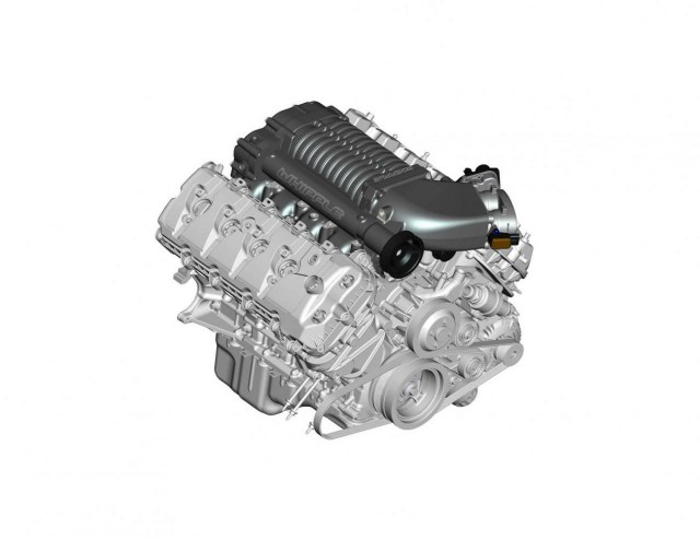 Whipple Supercharger Announced for 2015 Ford Mustang GT