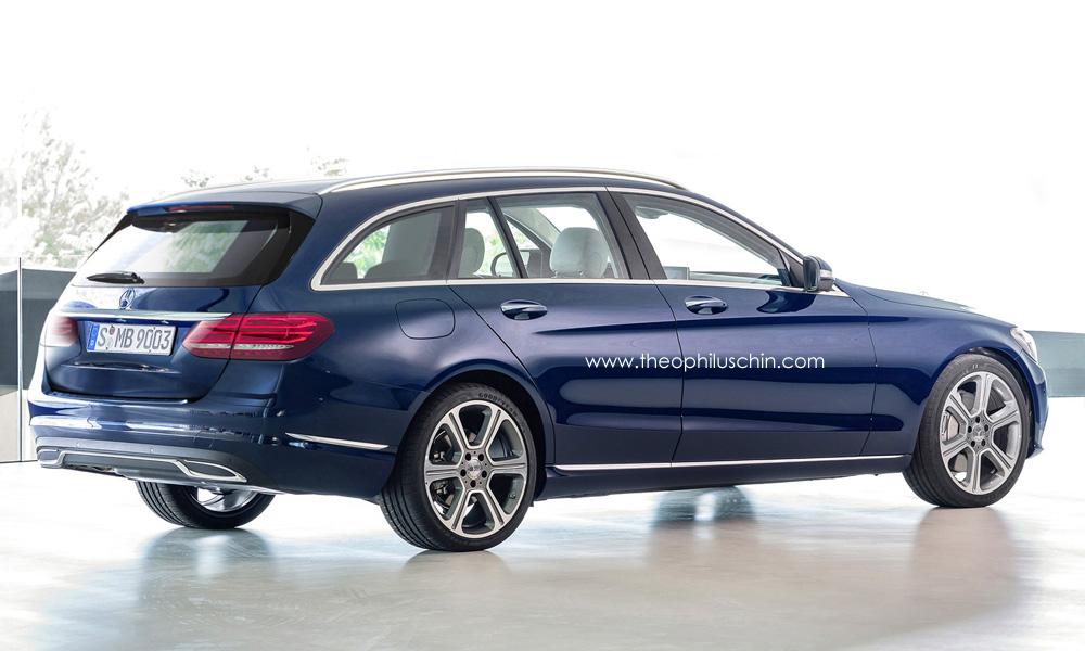 Mercedes C Class Estate  For Sale