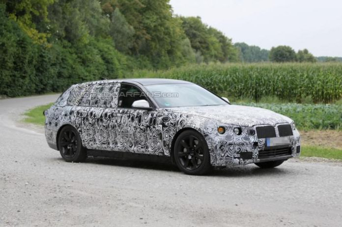 Next-Gen BMW 5-Series to be Sportier and Shed 100kg
