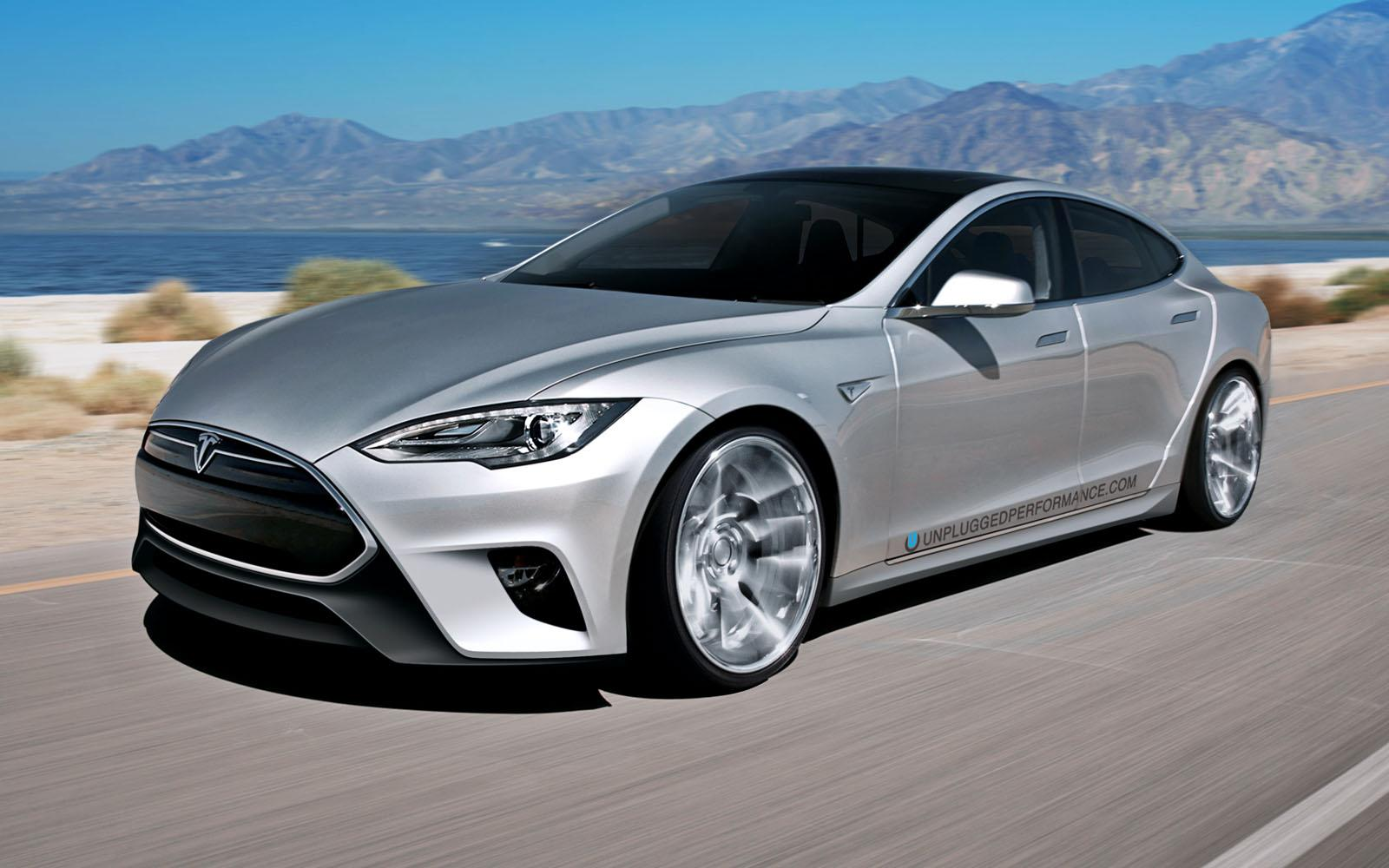 Unplugged Performance Previews Tesla Model S Upgrades