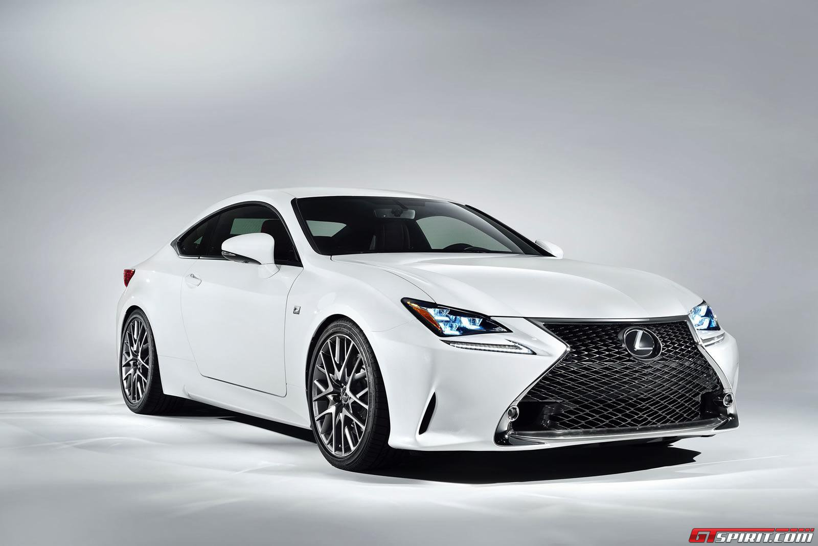 lexus rc 300h f sport also coming to geneva motor show 2014 gtspirit. Black Bedroom Furniture Sets. Home Design Ideas