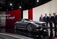 Mercedes-Benz Media Night at Geneva Motor Show 2014