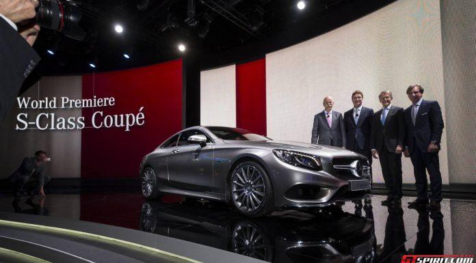 Mercedes-Benz Media Night at Geneva Motor Show 2014