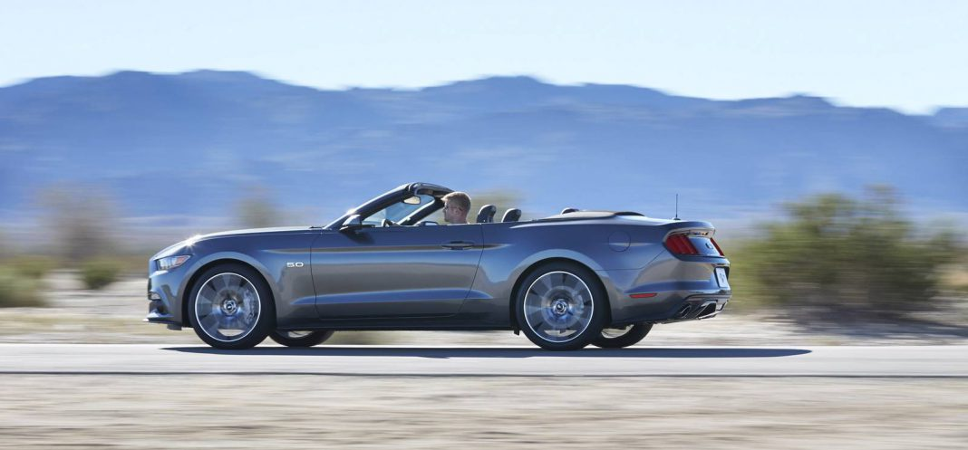 Ford Mustang Celebrates 50th Anniversary with Empire State Building Display