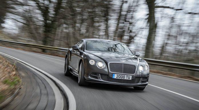 Bentley to Eventually Create Smaller Car