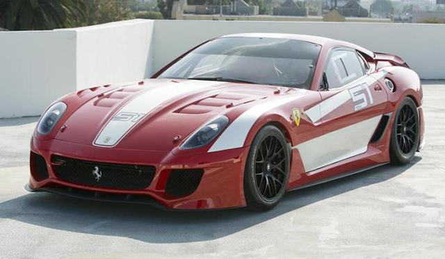 Amazing Ferrari 599XX For Sale in America
