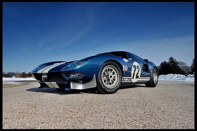 1964 Ford GT40 Prototype GT/104 Destined for Mecum Auctions Houston