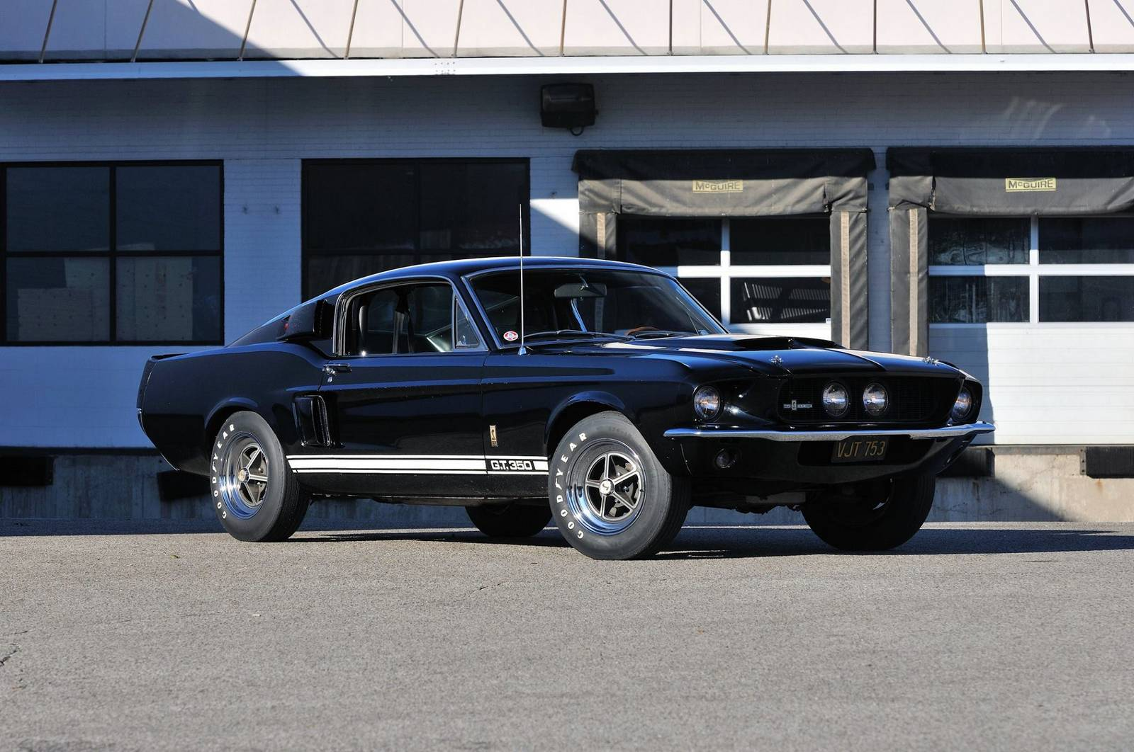 1967 shelby mustang gt350 fastback for mecum auctions gtspirit