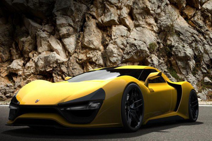 American Trion SuperCars Announces Plans for 2000hp Nemesis