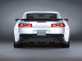Chevrolet to end fifth-gen Camaro production in November