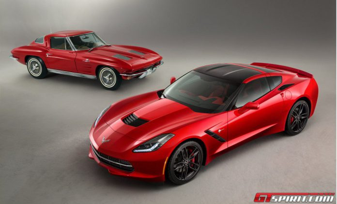 Chevrolet Details 8-Speed Auto for 2015 Corvette Stingray