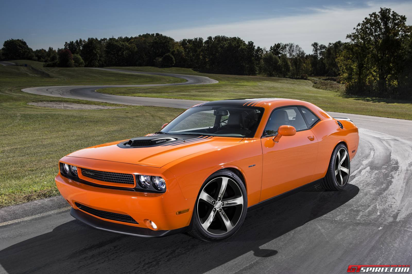 Dodge Challenger R T Shaker Sells Out For 2014 In Four