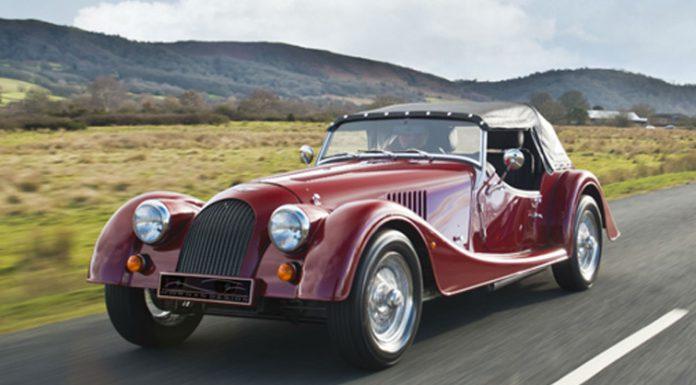 Morgan Bringing More Powerful Plus 4 to Geneva Motor Show 2014