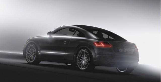 2015 Audi TT Teased One Last Time