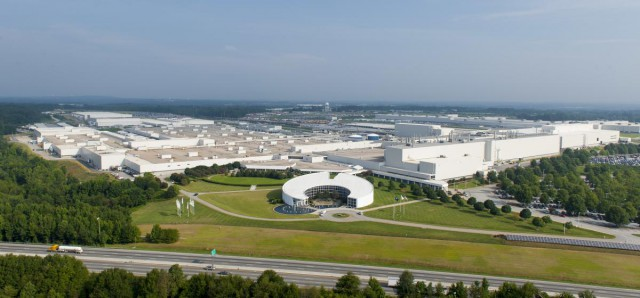 BMW Expands US Plant in South Carolina, Creates 800 New Jobs