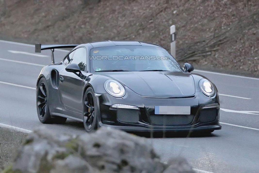 2015 Porsche 911 GT3 RS Launch Could be Pushed Back