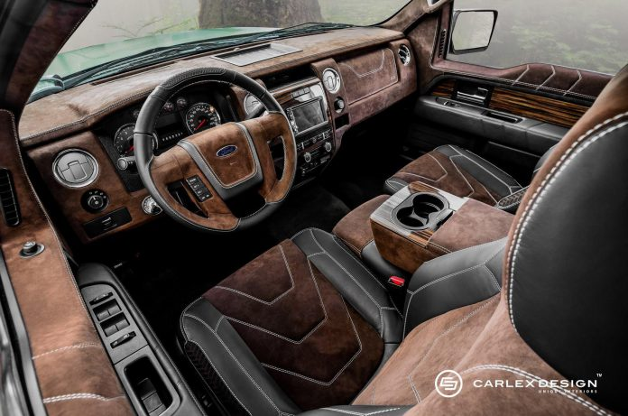 Official: Ford F-150 by Carlex Design