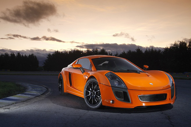 Reworked Mastretta MXT Sports Car Launching in 2015