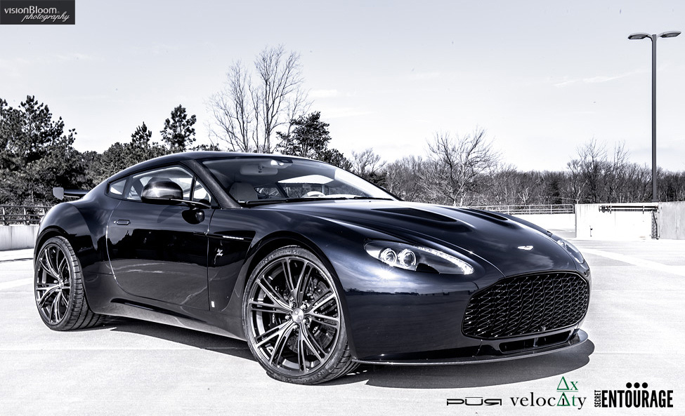 Official Aston Martin V12 Zagato By Velocity Automotive Performance Gtspirit