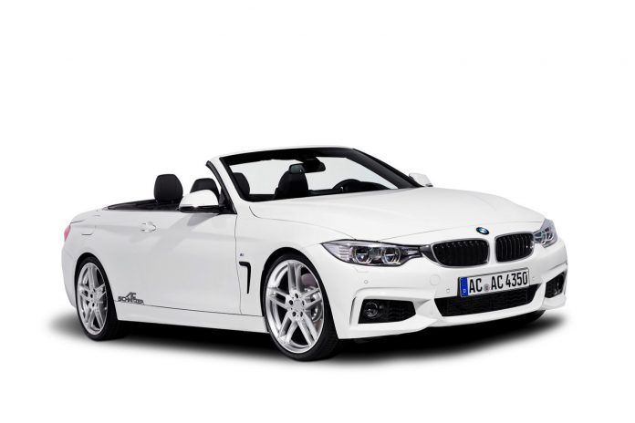 Official: BMW 4-Series Convertible Upgrades by AC Schnitzer