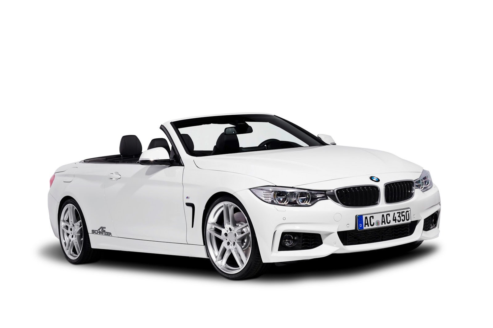 official bmw 4 series convertible upgrades by ac schnitzer gtspirit. Black Bedroom Furniture Sets. Home Design Ideas