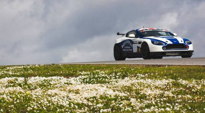 Aston Martin Racing Winter Test in Portimao