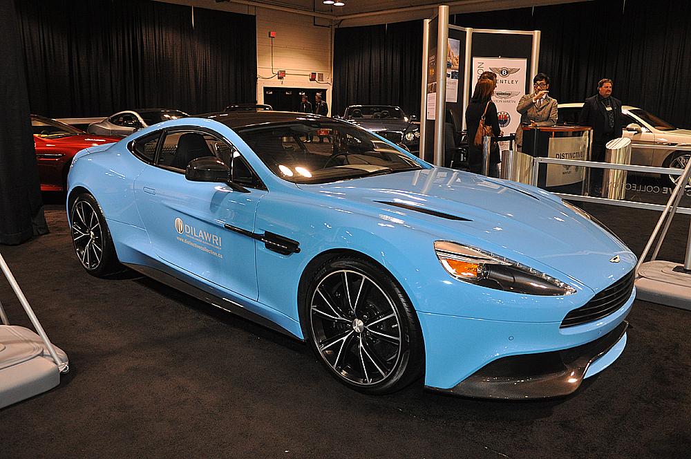 Calgary International Car Show