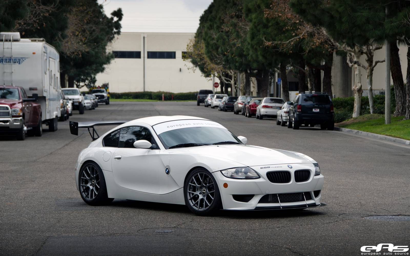 Bmw Z4 M By European Auto Source Gtspirit