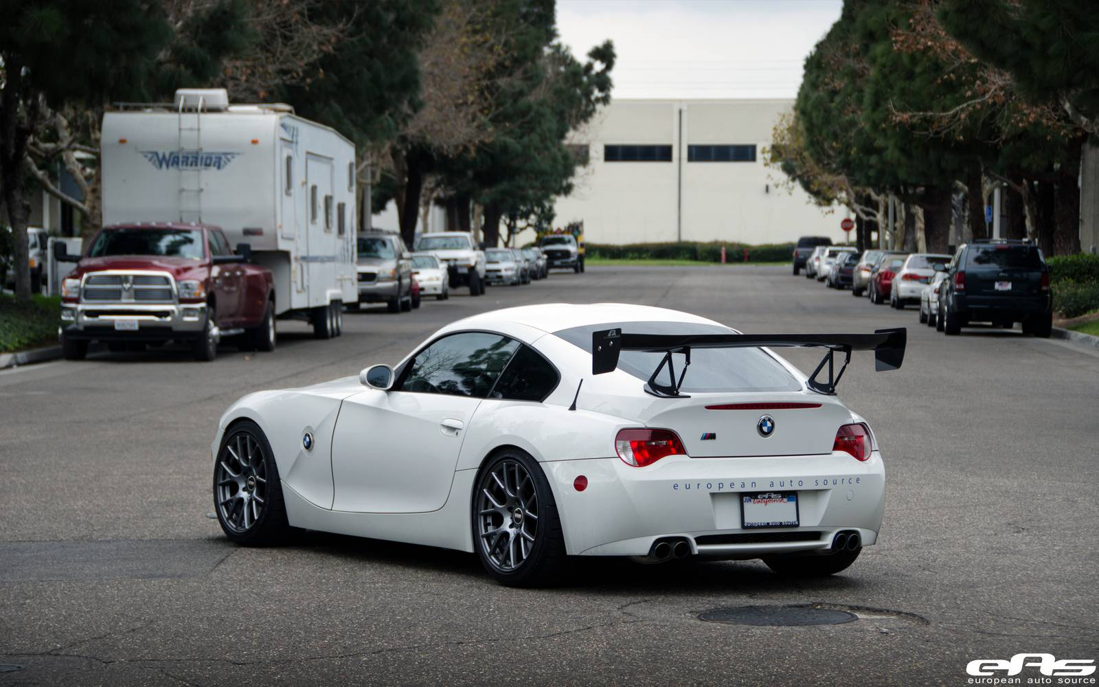 Coupe Series bmw z4 m coupe for sale BMW Z4 M by European Auto Source - GTspirit