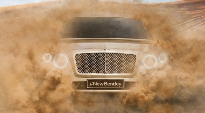 Bentley SUV Could Have 200mph Top Speed!