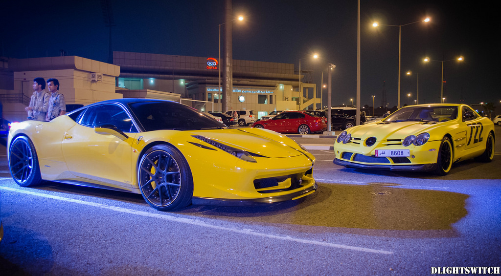 European Supercar Gathering In Qatar Gtspirit
