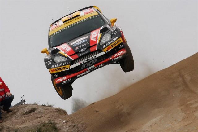 WRC: Sebastien Ogier Wins Fafe Rally Sprint in Portugal