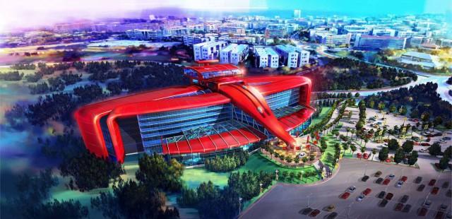 Ferrari Land to be Built in Spain