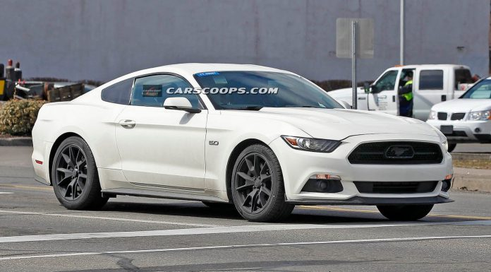 Is This The 2015 Ford Mustang 50th Anniversary?