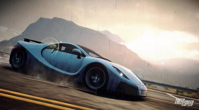 GTA Spano Need for Speed Rivals