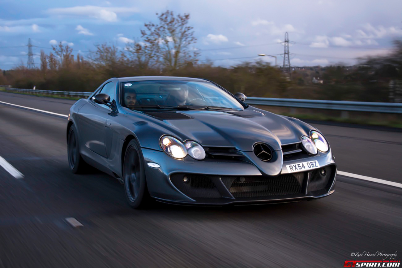 Mercedes Slr Mclaren Mso Edition Review Gtspirit
