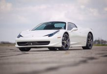Hennessey Ferrari 458 HPE700 Twin Turbo