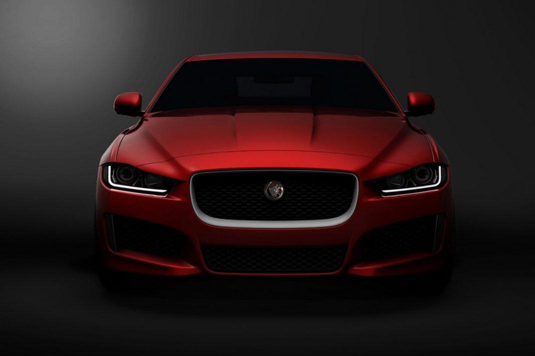 Entry-Level Jaguar XE Sedan Teased