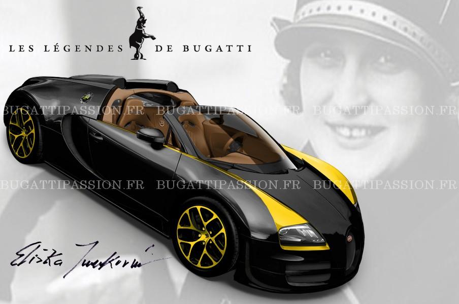 Is This The Bugatti Veyron Grand Sport Vitesse Elisabeth Junek?