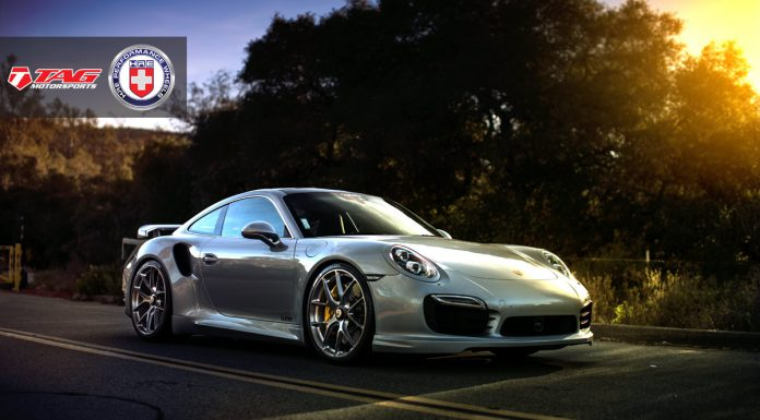 Mesmerizing Porsche 991 Turbo S by TAG Motorsports