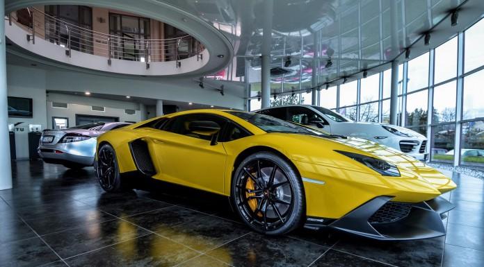 Official: Lamborghini Aventador by Carlex Design