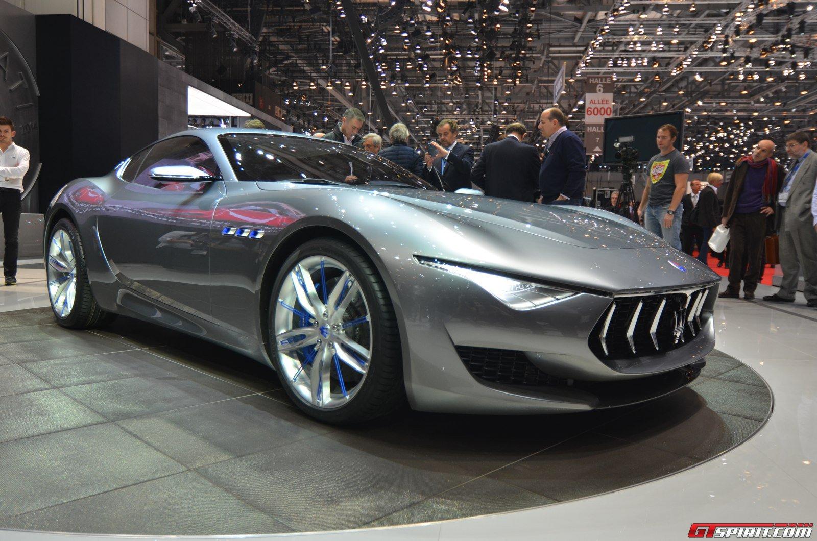 Full Electric Maserati Alfieri Confirmed For 2020 Gtspirit