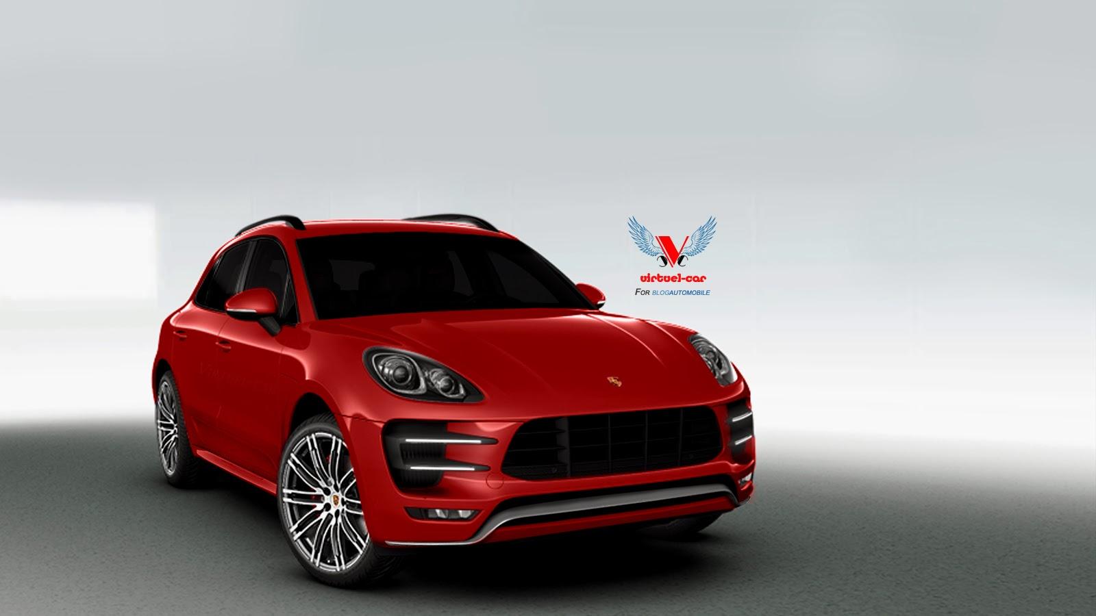 Upcoming Porsche Macan Gts Rendered Gtspirit