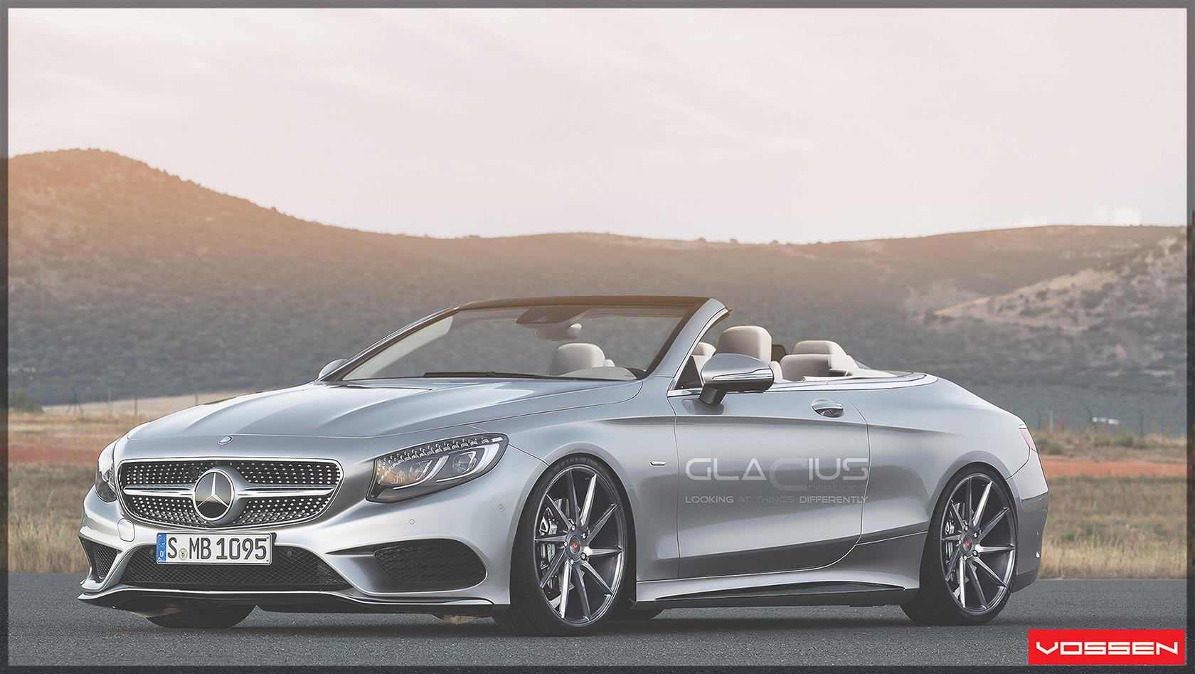 Render mercedes benz s class cabriolet gtspirit for New mercedes benz convertible