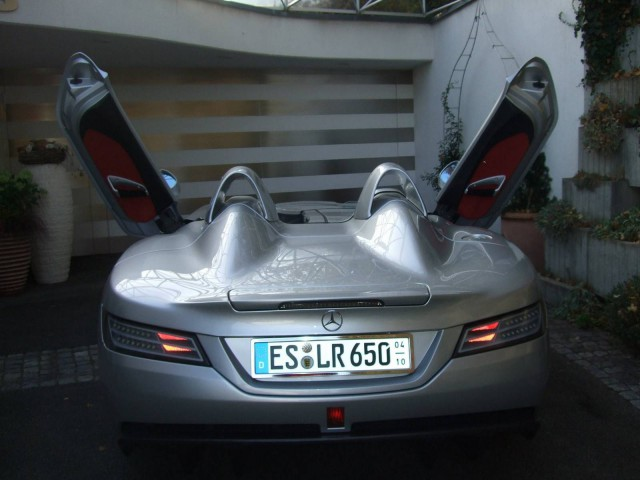 Renntech Mercedes-Benz SLR Stirling Moss