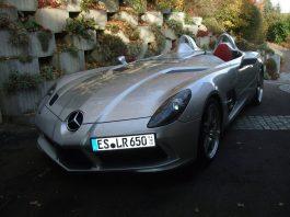 Renntech Mercedes-Benz SLR Stirling Moss